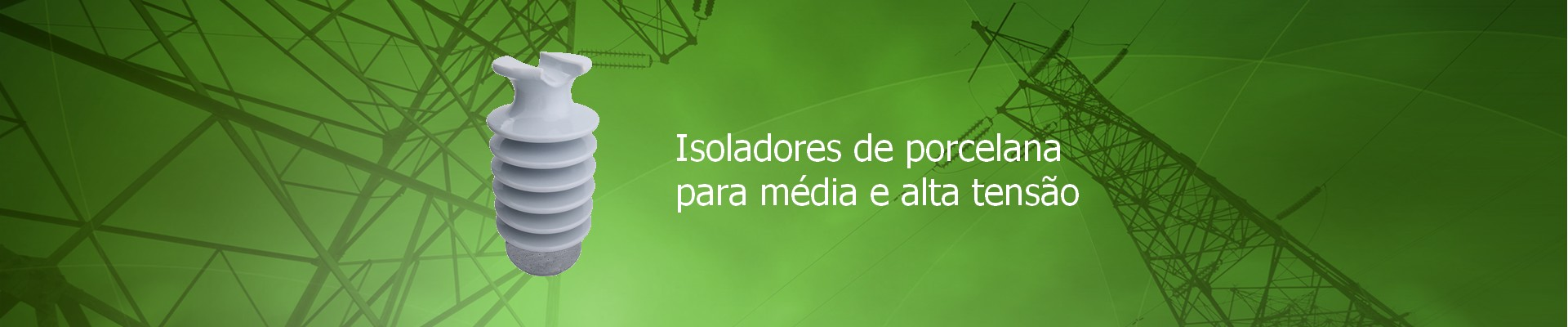 slide isoladores de porcelana